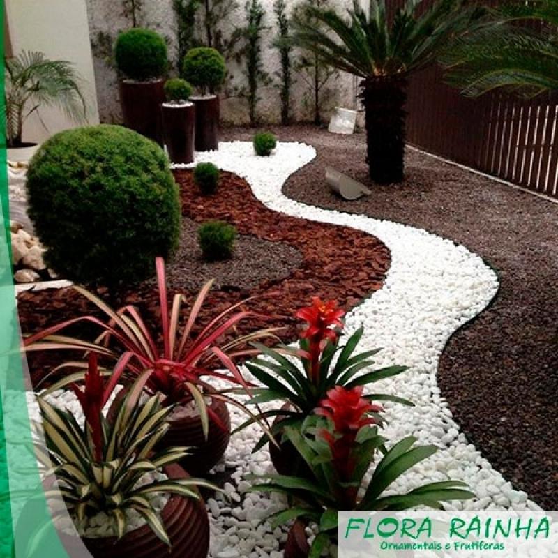 Argila Expandida para Jardim Diadema - Vaso de Polietileno para Jardim