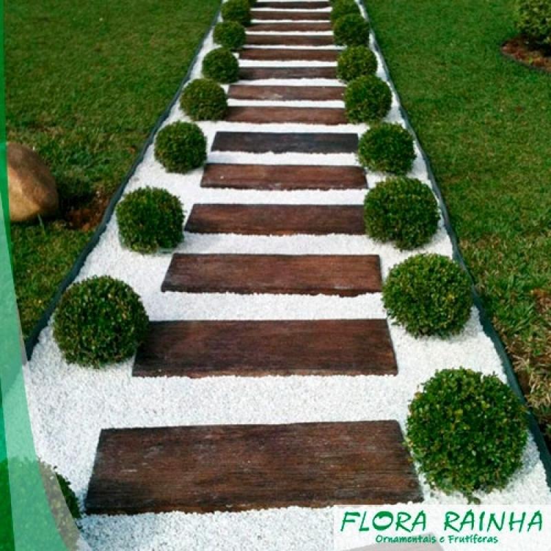 Pedra Branca para Jardim Santo Amaro - Estátuas de Jardim