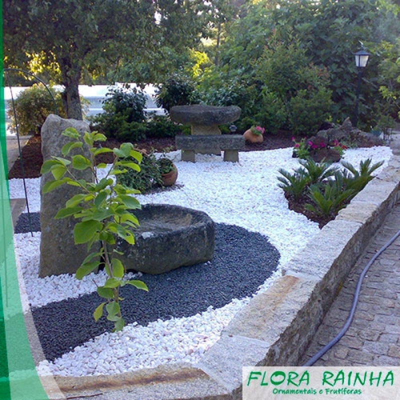 Pedras Decorativas para Jardim Valor Cubatão - Estátuas de Jardim