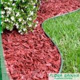 limitador de grama para jardim