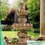fontes para jardim valor Riviera de São Lourenço