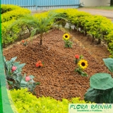 onde vende argila expandida para jardim Jardins