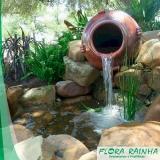 onde vende fontes para jardim Parque do Otero