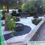 pedras decorativas para jardim valor Atibaia