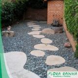 pedras decorativas para jardim Ribeirão Preto