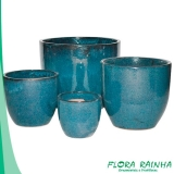 vasos vietnamitas para jardim Consolação