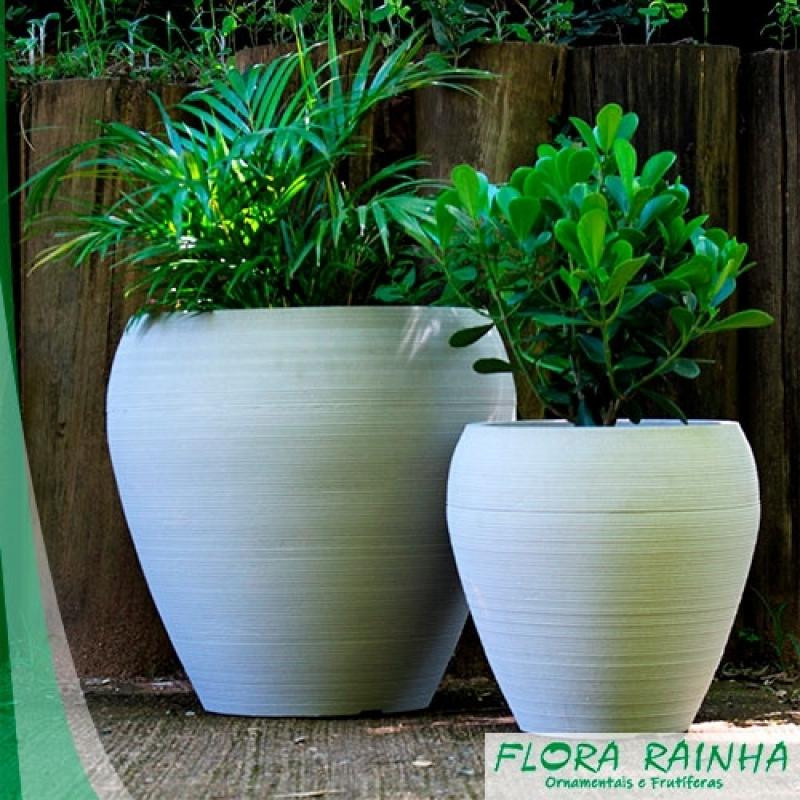 Vaso de Polietileno para Jardim Valor Consolação - Manta de Bidim para Jardim